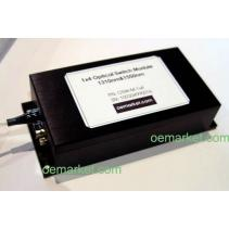 Opto-Mechanical Optical Fiber Switch Module - 1xN